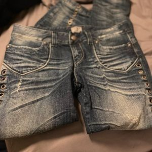 RedRock for express skinny jeans